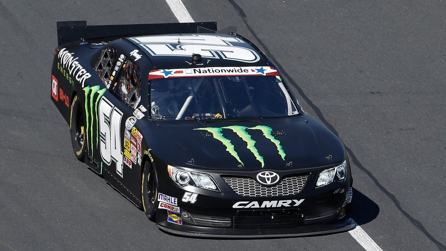 a590d6af-NASCAR Nationwide Auto Racing