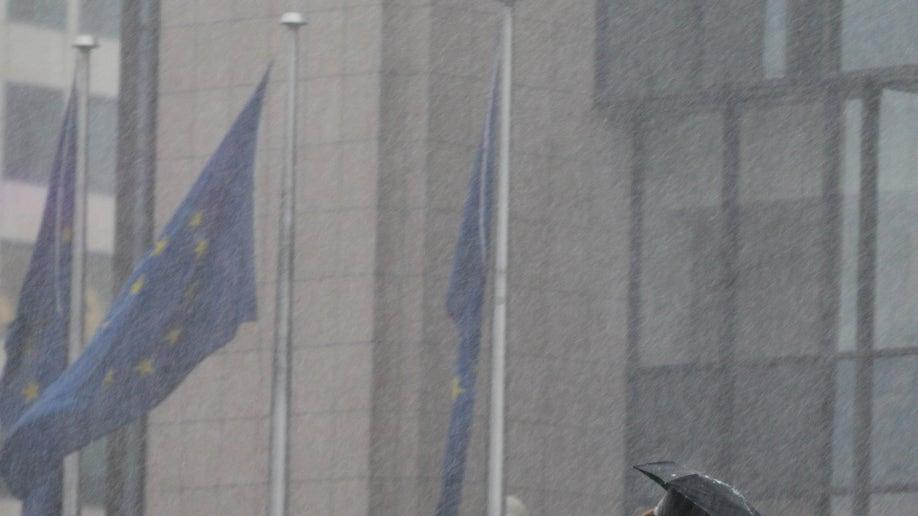 Belgium EU Budget