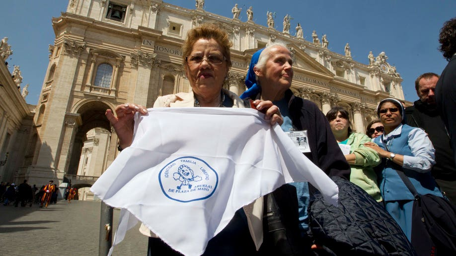 Vatican Pope Dirty War