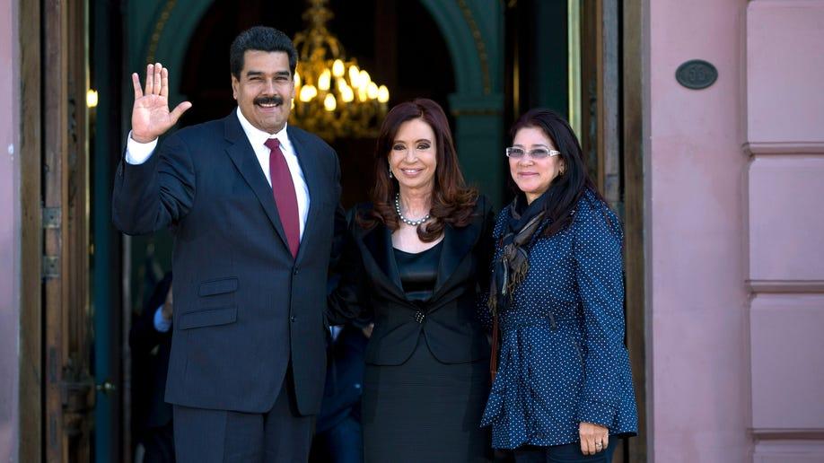 Argentina Venezuela