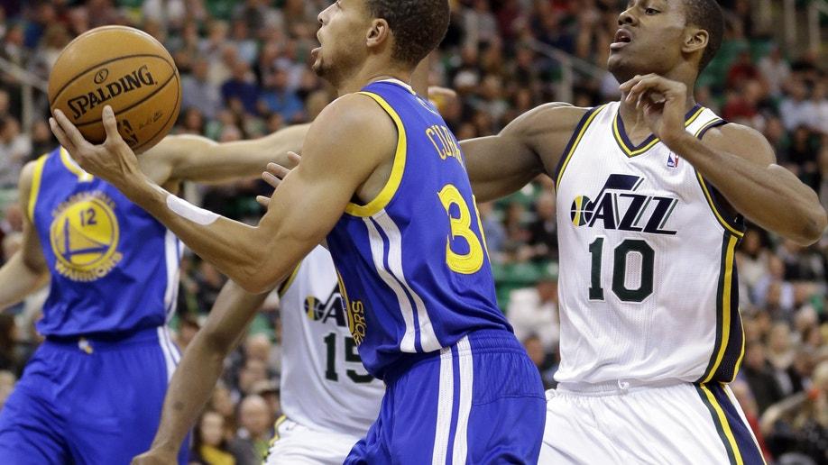 7fc6bb56-Warriors Jazz Basketball