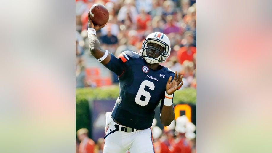 W Carolina Auburn Football