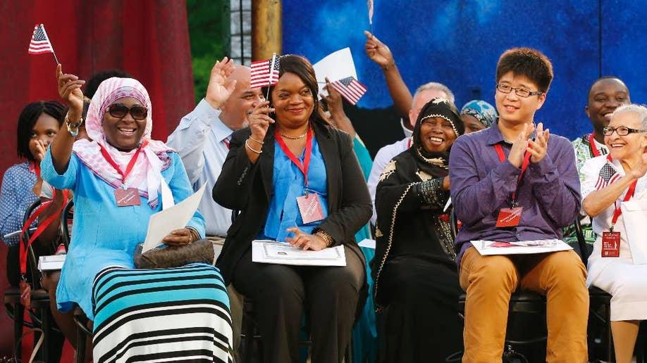 NYC naturalization ceremony to mark World Refugee Day   Fox News