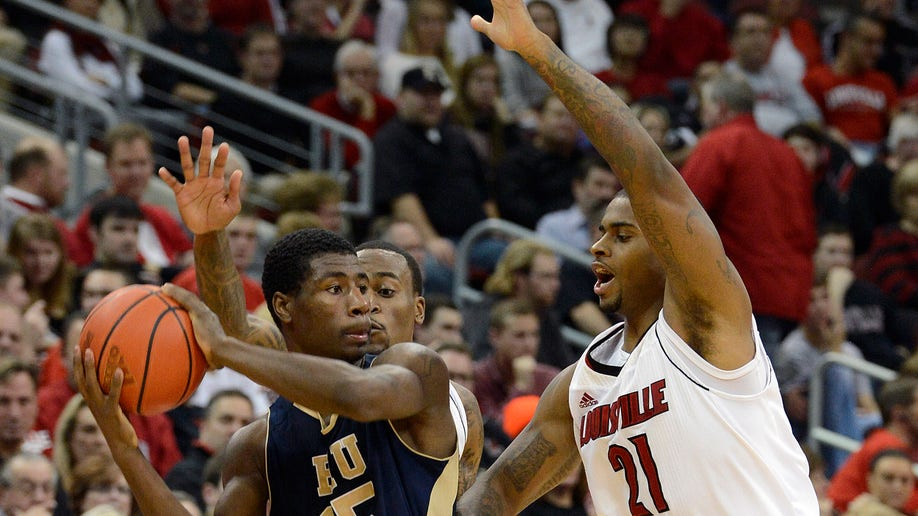 FIU Louisville Basketball