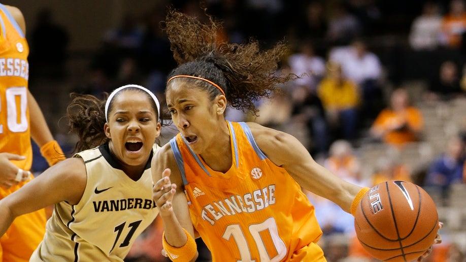 Tennessee Vanderbilt Basketball