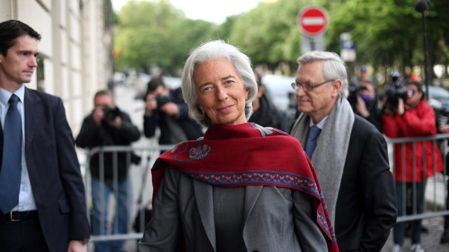 France IMF Chief