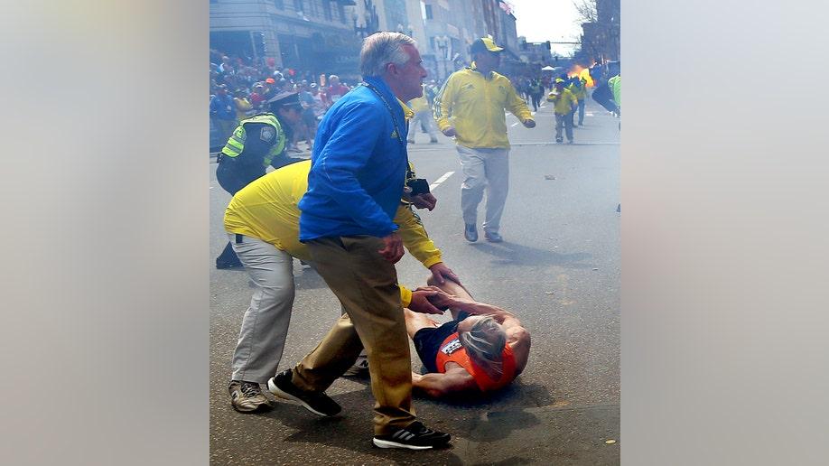 ADDITION Boston Marathon Explosions