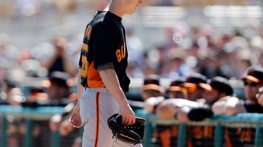 e586cb02-Giants Dodgers Spring Baseball