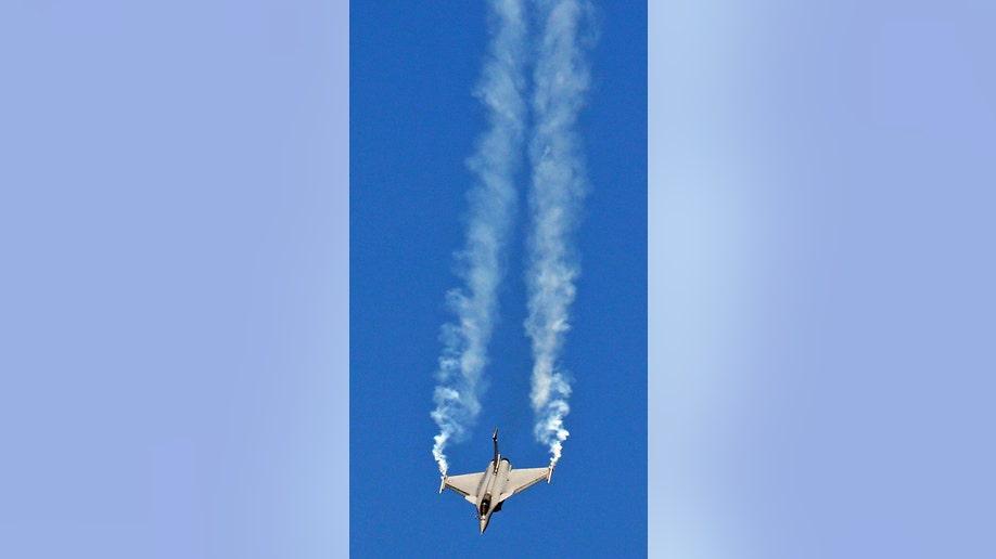 France India Rafale Jets