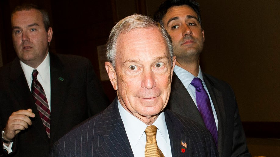 Bloomberg Ricin