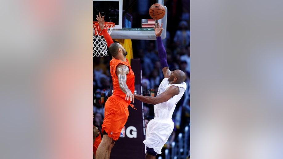 Knicks Lakers Basketball