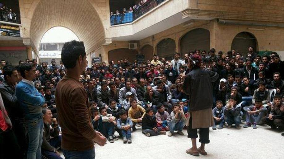 d420a8d4-Mideast Syria Activists on The Run