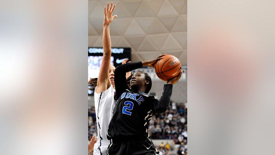 Duke UConn Basketball