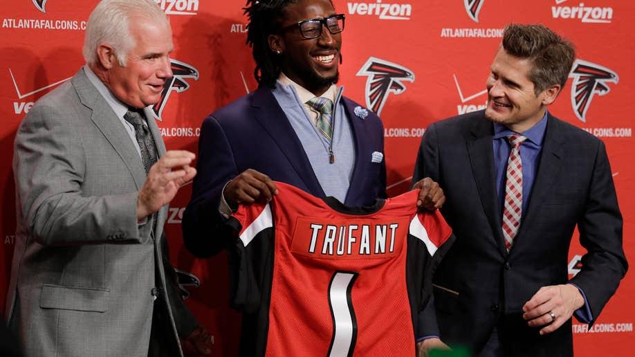 Draft Falcons Football