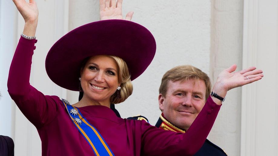 Argentina Princess Father