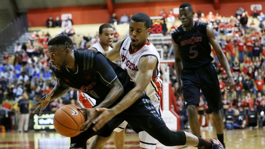 Cincinnati Rutgers Basketball