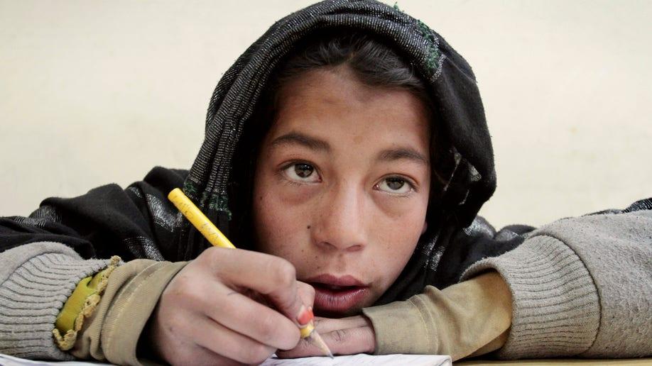 Afghanistan Dwindling Aid