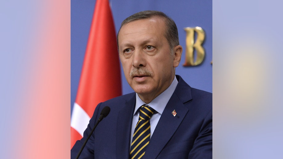 Turkey Erdogan Corruption Probe