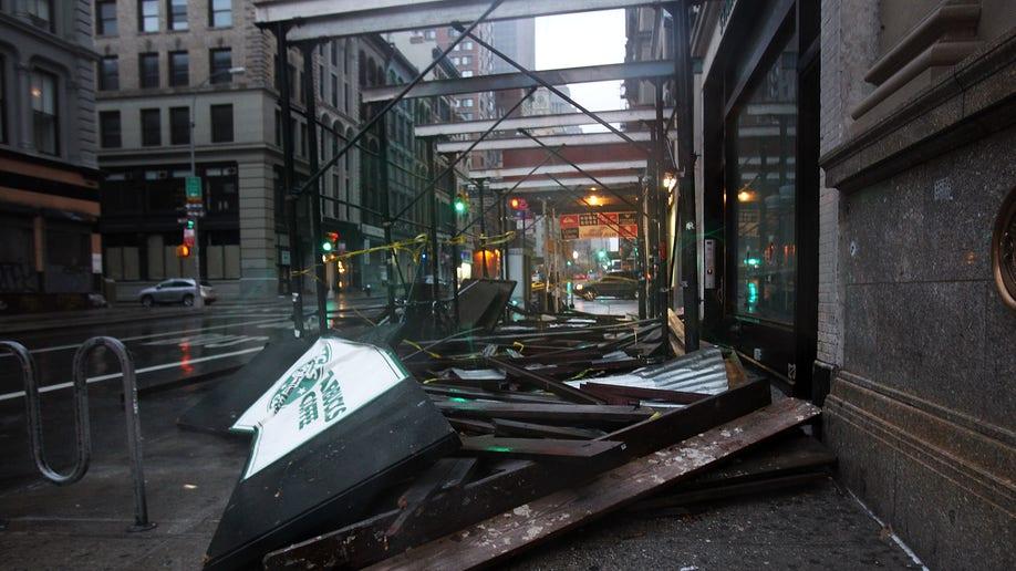 PHOTOS: Hurricane Sandy Floods New York City | Fox News
