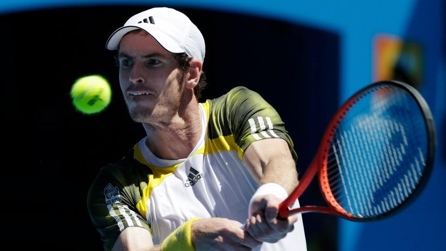 7956c225-Australian Open Tennis
