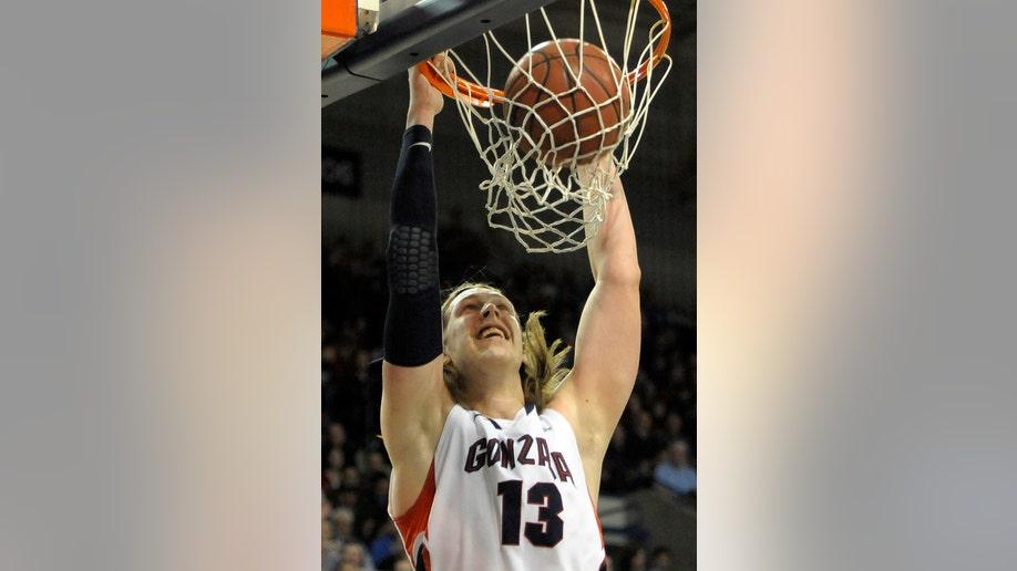 Saint Marys Gonzaga Basketball
