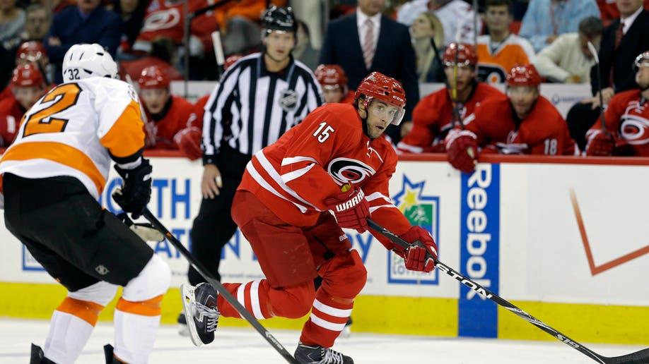 7beca040-Flyers Hurricanes Hockey