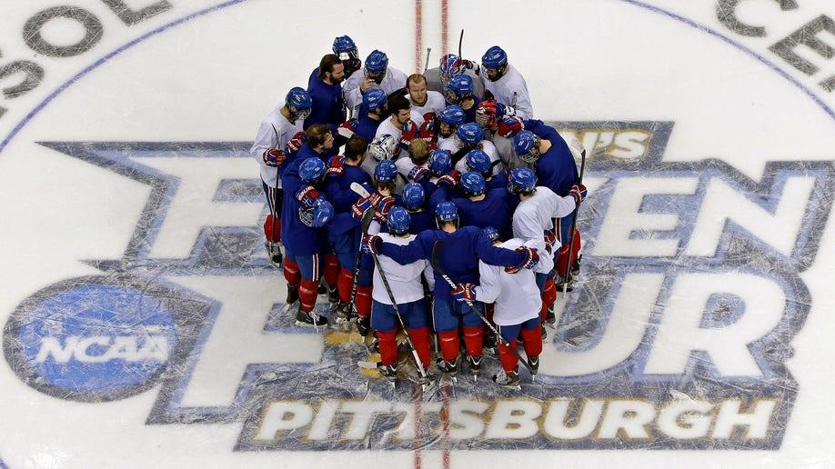 Frozen Four UMass Lowell Hockey