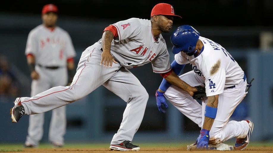 6bf35013-Angels Dodgers Baseball