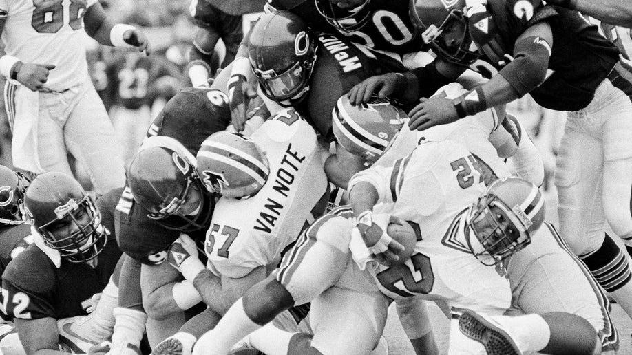 Jim Litke Super Bowl Football