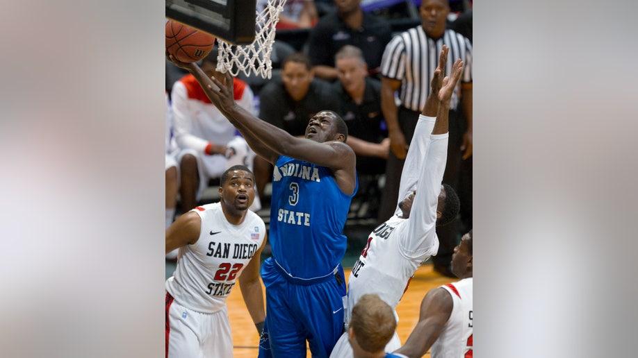 83769572-Indiana St San Diego St Basketball