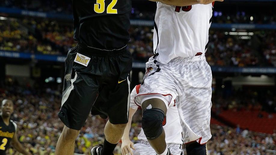 a450be42-NCAA Final Four Wichita St Louisville Basketball