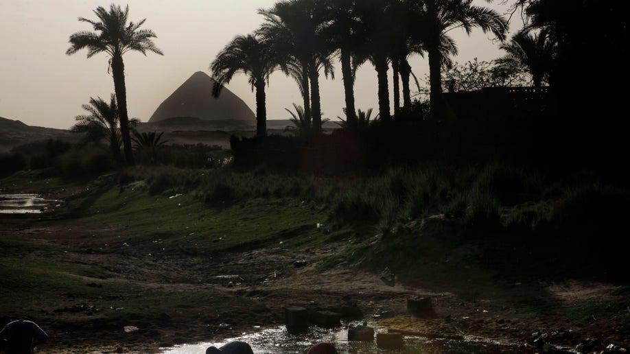 9a8f134e-APTOPIX Mideast Egypt Antiquities