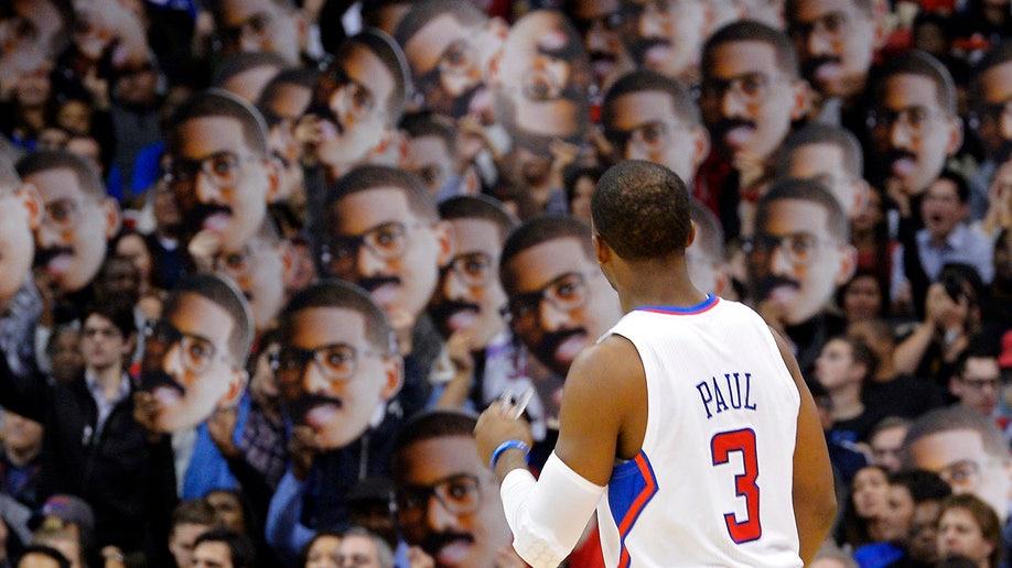 APTOPIX Mavericks Clippers Basketball