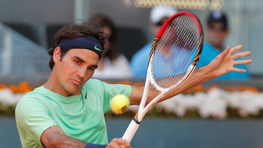 5eca1232-Spain Madrid Open Tennis