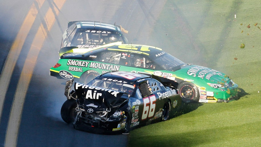 a1f33402-ARCA Daytona Auto Racing