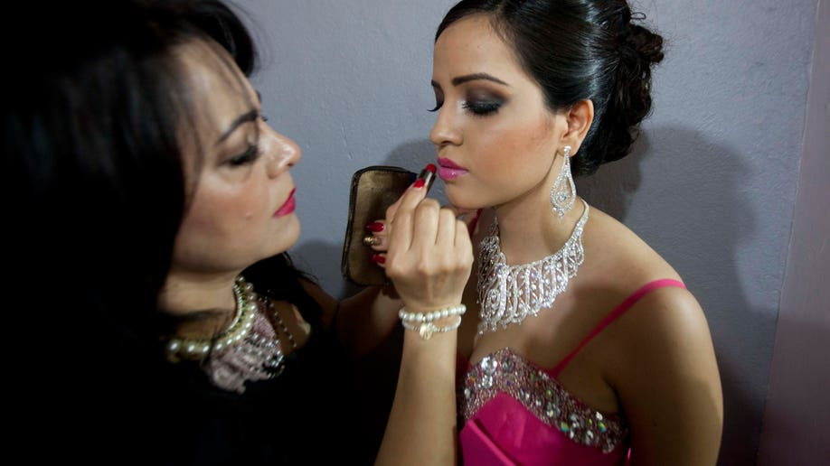 Mexico Beauty Queens in Sinaloa