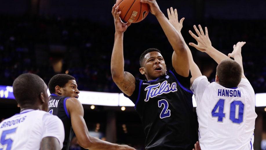 Tulsa Creighton Basketball