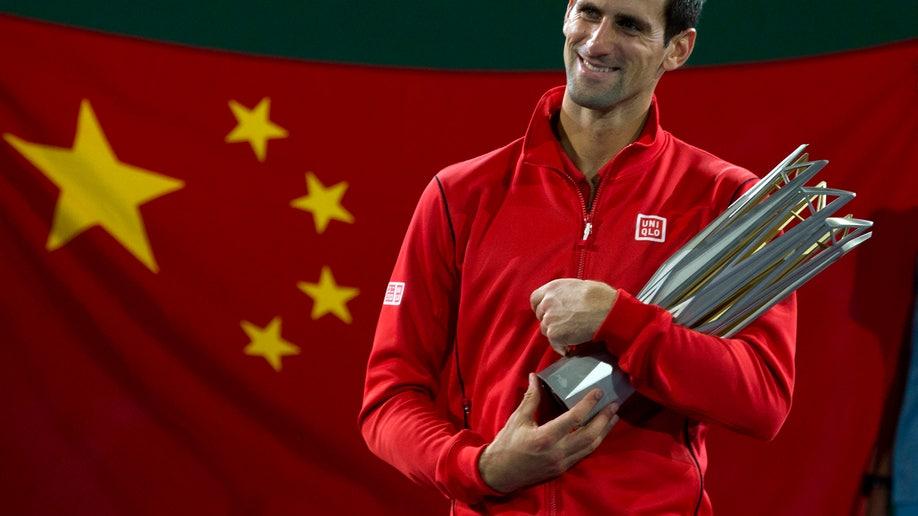 7889dcac-China Shanghai Tennis Masters