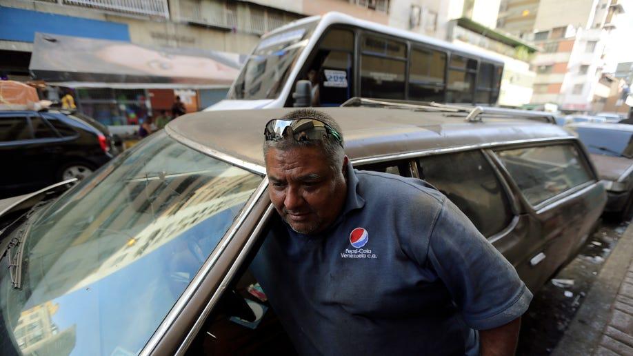 Venezuela Gas Guzzlers