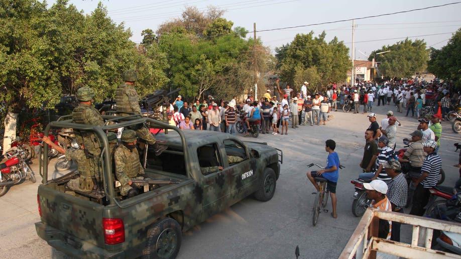 a6050746-Mexico Drug War
