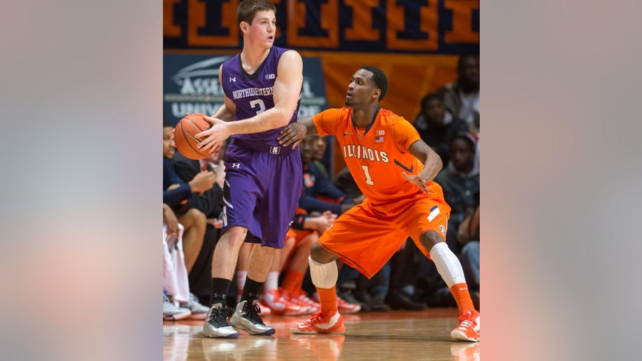 Northwestern Illinois Basketball