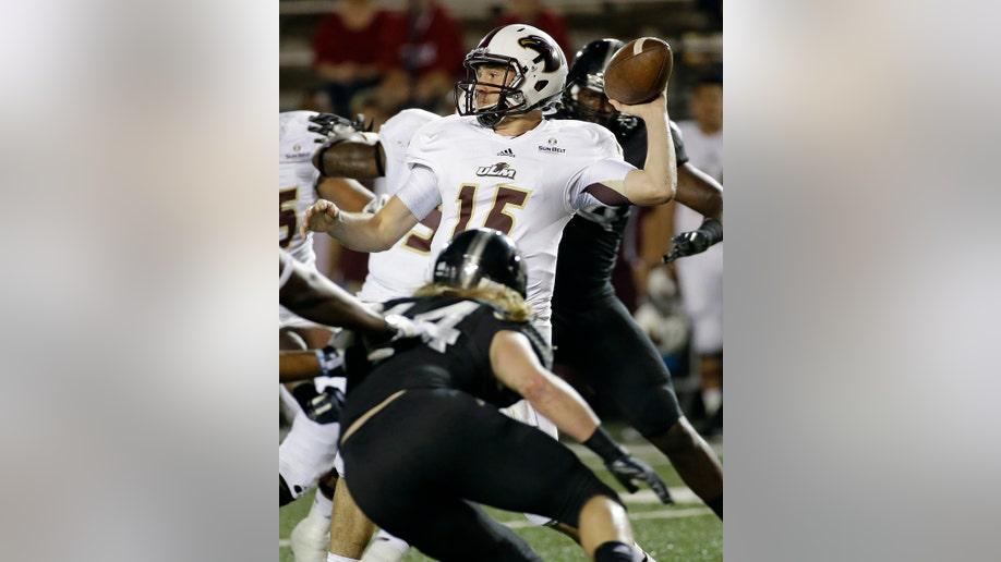 La Monroe Troy Football