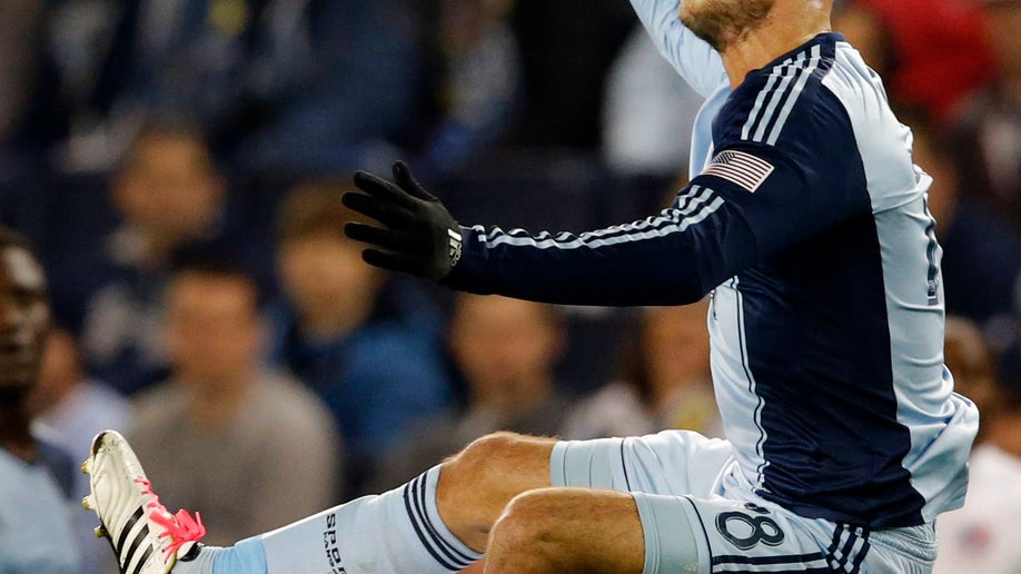 CONCACAF Olimpia Sporting KC Soccer