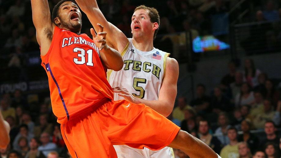 78ce4232-Clemson Georgia Tech Basketball