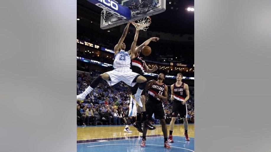 Trail Blazers Hornets Basketball