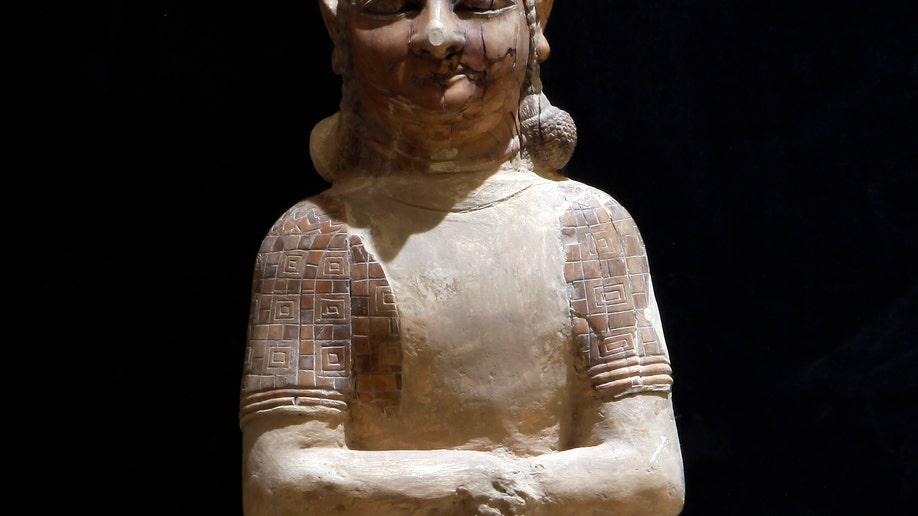 fff6217f-Mideast Iraq Museum Woes