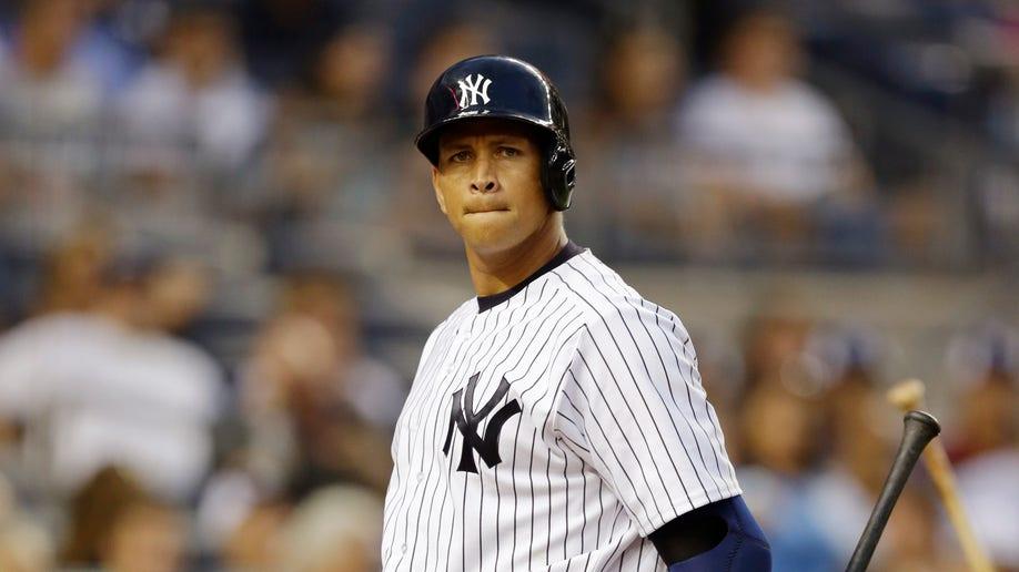 Rodriguez Grievance Baseball