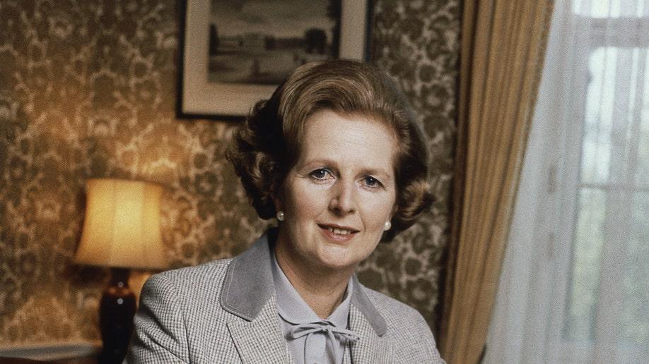 ba2e73cd-Britain Obit Thatcher
