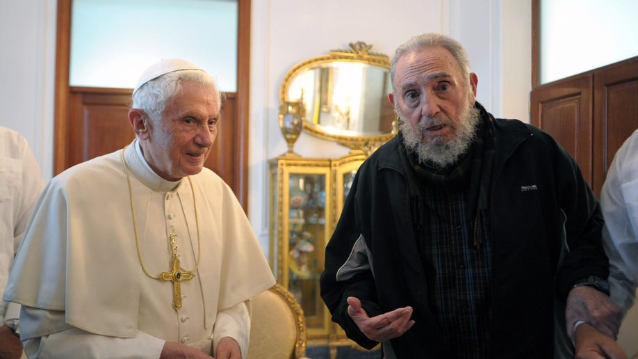 Cuba Pope Resigns