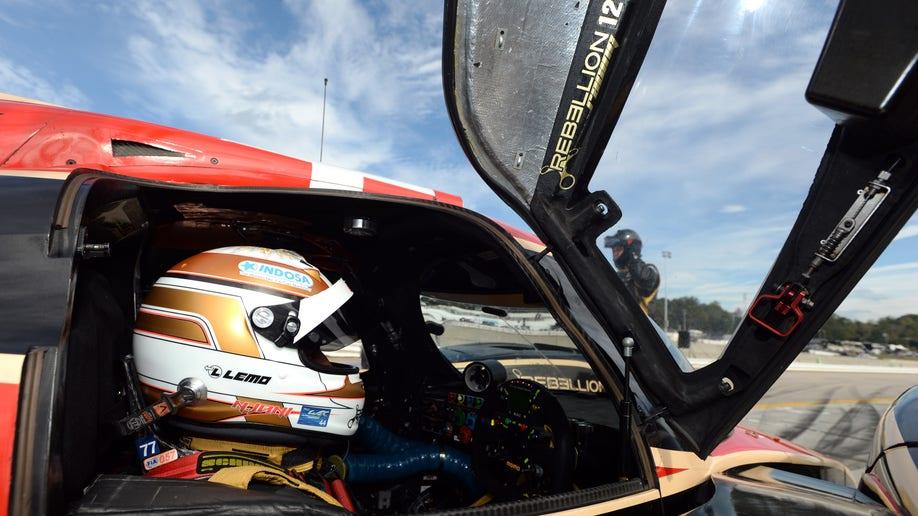 Petit Le Mans Auto Racing